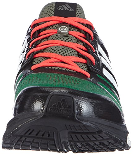 adidas Performance Supernova Sequence 7 Herren Laufschuhe Mehrfarbig (Base Green S15/Ftwr White/Core Black)