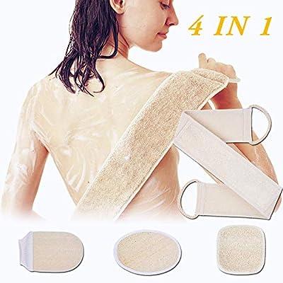 Luffaschwämme Rückenschrubber FEIGO Rücken