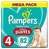 Pampers Pampers baby dry hosen-baby-windel-größe april 9-15 kg mega pack x 82 stück