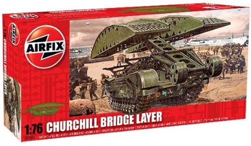 Airfix A04301 Modellbausatz Churchill Bridge Layer
