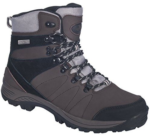 Trespass Dukey, Chaussures d'Athlétisme Homme Marron (Brown)