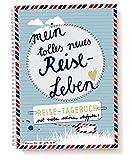 """Reisetagebuch mit spannenden Aufgaben! """"Mein tolles neues Reiseleben"""" Tagebuch zum Schreiben"""