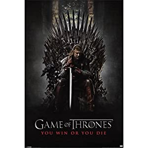 Game Of Thrones Póster de You Win Or You Die 5