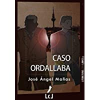 Caso Ordallaba (Spanish Edition)