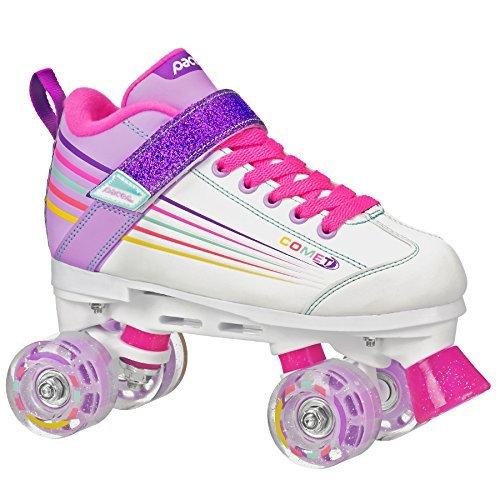 Pacer Comet Quad Kinder Roller Skate, P973, weiß