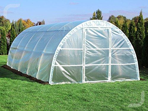 eKudera.com Gewächshaus Frühbeet Treibhaus Gartentunnel Tomatenhaus Folientunnel Folienzelt