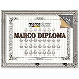 Marco para diploma A4 color Gris