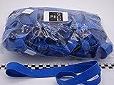 Progom - Elastiques - 400(Ø255) mm x 22mm - bleu -1kg
