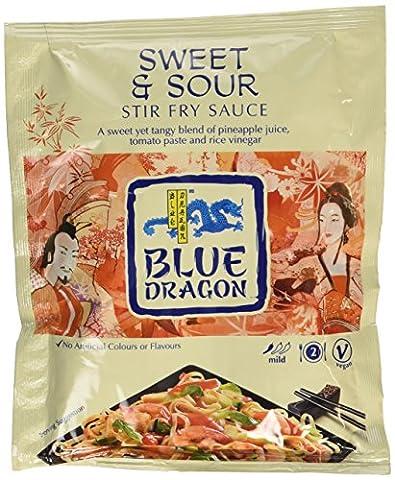 Blue Dragon Sweet & Sour Sauce 120g Stir