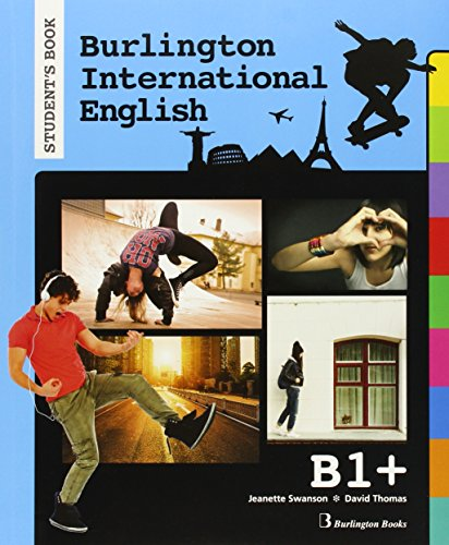 International english B1+: Student´s book por Varios autores