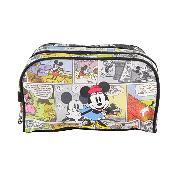 Neceser Minnie Disney Viñetas doble