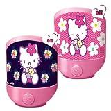 Hello Kitty elektrische Nachttischlampe