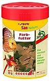 Sera San Nature 100 ml das natürliche Farbfutter ohne Farb- und Konservierungsstoffe, 33 g