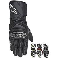 Guanti in pelle da moto con protezioni Alpinestars SP-2 Gloves