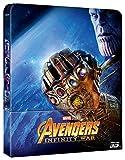 Avengers - Infinity War (3D) (Blu-Ray 3D+Blu Ray) (Ltd Steelbook)