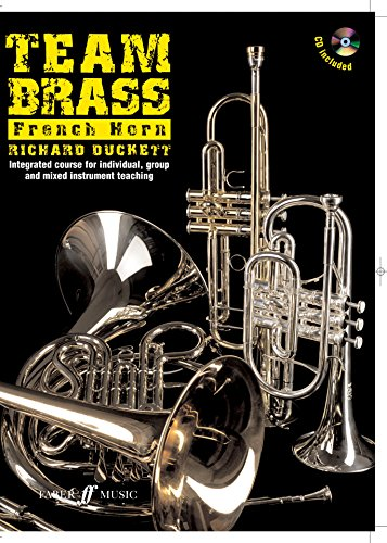 TEAM BRASS FRENCH HORN