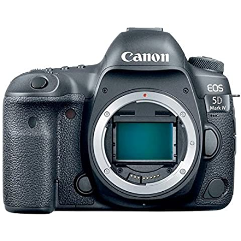 Canon EOS 5D Mark IV - 30,4 Mpx - Dual Piwel RAW - 7 fps - Vídeo 4K 30p - Pantalla 3,2'' Táctil