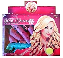 High Speed Changing Magic Leverag Hair Curler & Perm