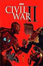 Civil War II de David Marquez
