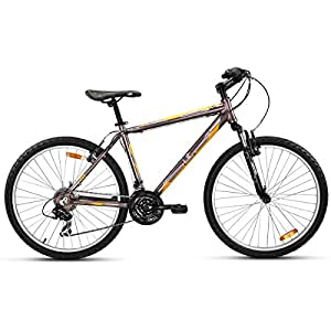 UT HT2 26T 21 Speed Junior Cycle  18-inches (Orange)