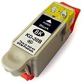 Bubprint Druckerpatrone kompatibel für Kodak 30 XL 30XL für ESP 1.2 3.2 C110 C115 C310 C315 C330 C360 Office 2170 Hero 3.1 Hero 5.1 Schwarz/Black