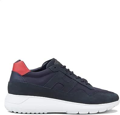 Hogan Interactive 3 HXM3710AJ15OCY619T Scarpe da Uomo Sneakers Sportive Running Cube Calzature Comode Shoes Comfort Casual Tempo Libero