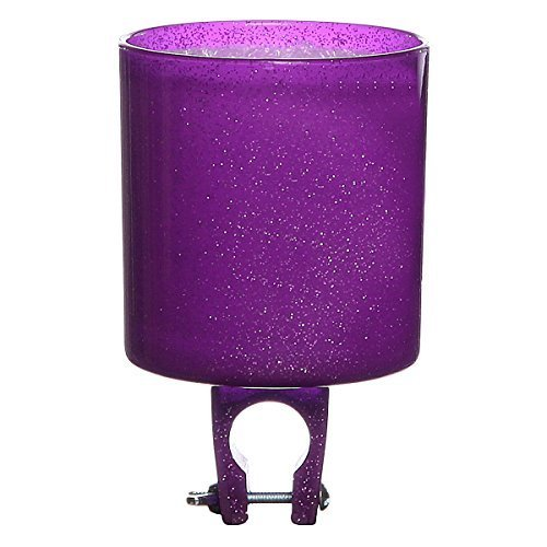 Cruiser Candy Bicycle Drink Holder-Sparkles Cup (Princess) by Cruiser Candy (Cruiser Cup Holder)
