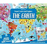 "Sassi ""Travel, Learn and Explore The Earth"" Puzzle (Travel, Learn, & Explore)"