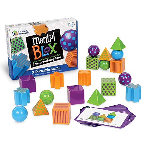 Learning Resources MENTAL BLOX CRITICAL THINKING