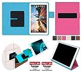 reboon Hülle für Archos 101 Helium 4G Tasche Cover Case Bumper | in Pink | Testsieger
