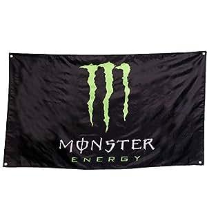 Monster Energy Sign Banner Poster Flag 3' X 5' 90x150cm by PE LTD