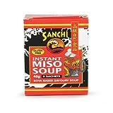 Sanchi - Sopa miso instantánea con algas (6 x 8 g)