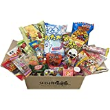 30 assortiments de confiseries bonbons japonais délicieuse du Japon cadeaux DAGASHI set japanese candy chips