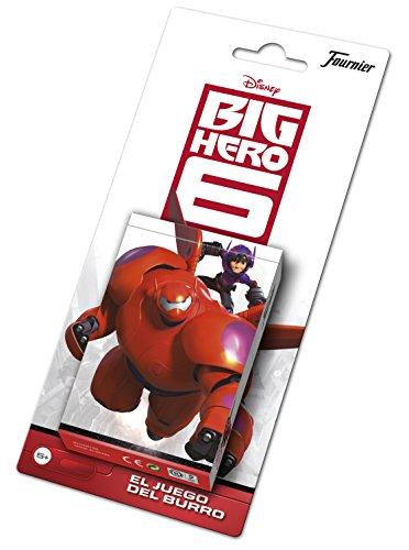 Big Hero 6Kinder-Deck mit 40Karten (NAIPES Heraclio Fournier 1030155) (6 Hero Kind Big)