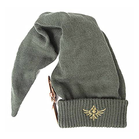 Legend of Zelda Knitted Link Beanie with