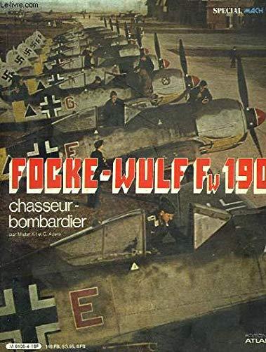 Focke-wulf fw 190, chasseur bombardier - Ader Kit