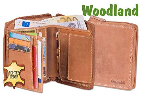 billetera-woodland-universal-con-todo-alrededor-de-la-cremallera-hecha-de-piel-de-ante-suave-sin-tra