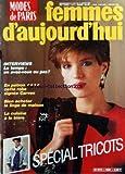 Telecharger Livres FEMMES D AUJOURD HUI MODES DE PARIS No 2 du 08 01 1985 LE TEMPS EN AVEZ VOUS OU PAS EN PATRON ROBE SIGNEE CARVEN BIEN ACHETER LE LINGE DE MAISON LA CUISINE A LA BIERE SPECIAL TRICOTS (PDF,EPUB,MOBI) gratuits en Francaise