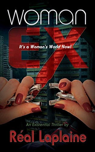 Book cover image for WomanEX: It's a woman's world now!
