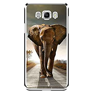"""MOBO MONKEY Designer Printed 2D Transparent Hard Back Case Cover for """"Samsung Galaxy J5 (2016)"""" - Premium Quality Ultra Slim & Tough Protective Mobile Phone Case & Cover"""