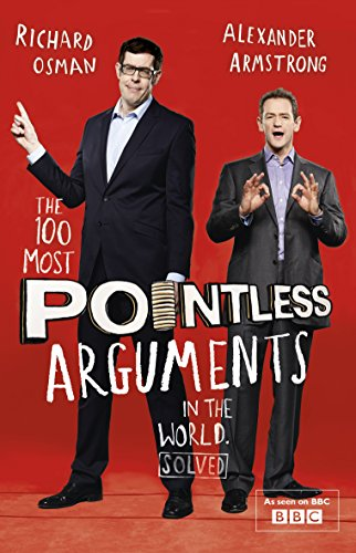ss Arguments in the World: A pointless book written by the presenters of the hit BBC 1 TV show (Pointless Books 2) (English Edition) ()
