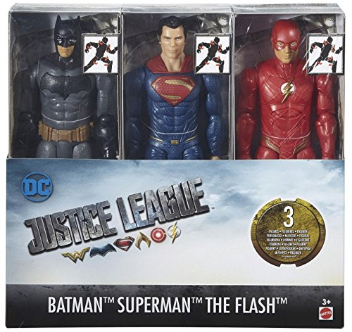 NEW DC Justice League Batman/Superman/The Flash 12