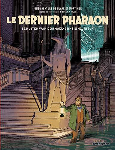 Le Dernier Pharaon - Autour de Blake & Mortimer par  Dargaud