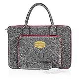 Best Organizzatore della borsa Inserti - Borsa borsetta organizzatore inserto piccola borsa per portatile Review
