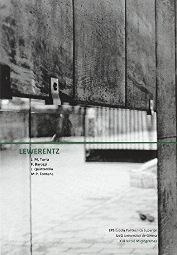 Lewerentz (UdG Publicacions) por Aa.Vv.