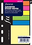 Filofax Personal Small Sticky Notes - Assorted