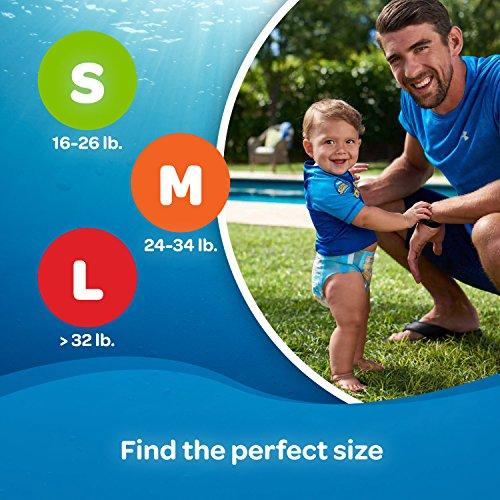 Windeln Little Swimmers Größe 5 (11 – 18 kg) – 11er Pack - 3