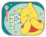 Disney 28117 Coppia Tendine Laterali Winnie the Pooh baby 44X35 cm