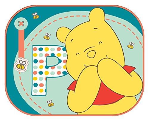 Disney 28117 Winnie the Pooh Baby Auto-Sonnenschutz Set