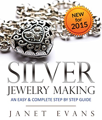 Kommerzielle Wire (Silver Jewelry Making: An Easy & Complete Step by Step Guide (English Edition))